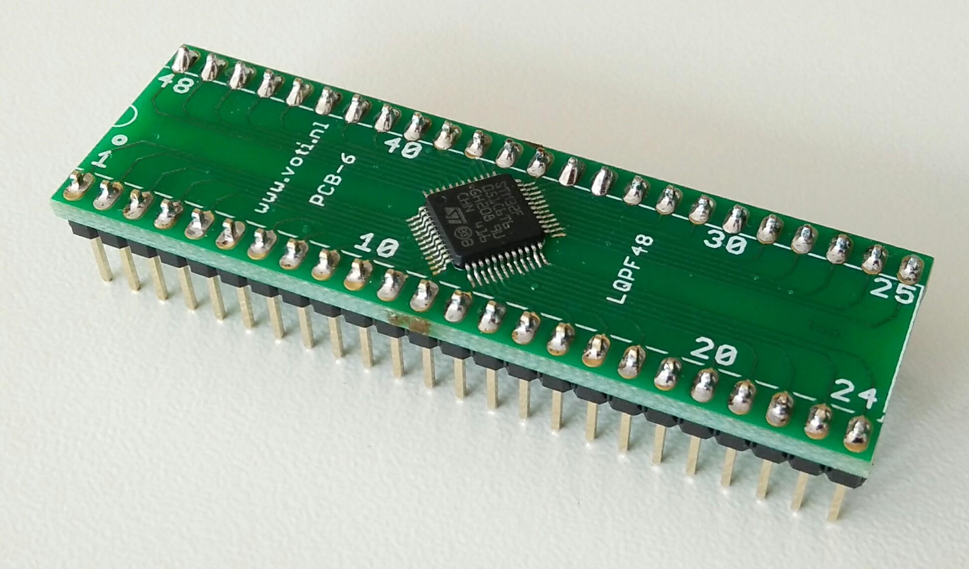 STM32 baremetal programming