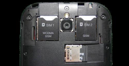 Dual SIM in the HTC Desire SV