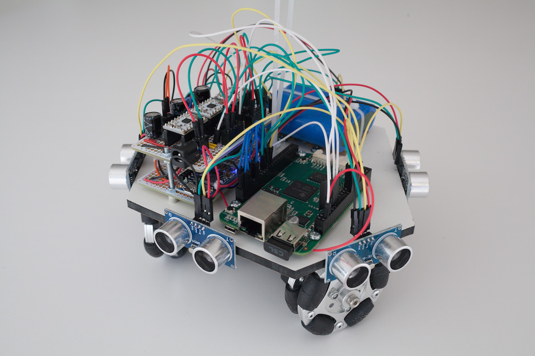 Omni Wheeled Robot